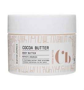 David Jones Beauty Cocoa Butter Body Butter 225G