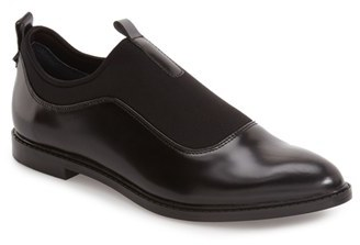 Calvin Klein Damira Laceless Oxford (Women) $108.95 thestylecure.com