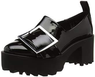 Cheap Monday Women Latch Belt Platform Shoes,39 EU