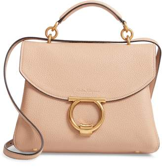 Salvatore Ferragamo Beige Leather Bags For Women - ShopStyle Canada 0b81ad79b3