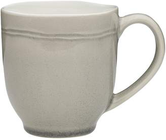 Linea Ecology Crackle Glaze Mug, 380ml (Set of 6), Mineral