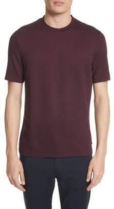 Emporio Armani Armani Collezioni Slim Fit Jacquard T-Shirt