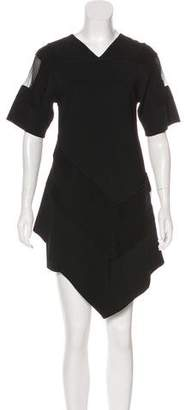 3.1 Phillip Lim Asymmetrical Knee-Length Dress w/ Tags