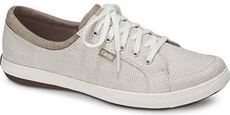Keds Women's Vollie Ll Railroad Stripe Sneaker