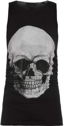 Philipp Plein Tank Top Cause You