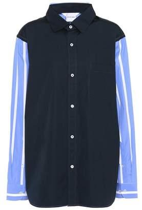Vetements Cotton reversible shirt
