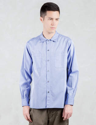 Vallis By Factotum Tapered L/S Shirt