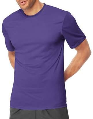 Hanes Sport Big Men's Short Sleeve CoolDri Performance Tee (50+ UPF)