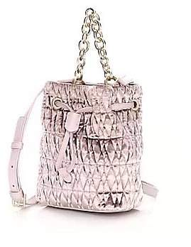 Furla Women's Mini Stacy Cometa Drawstring Bag