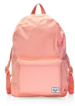 Herschel Kid's Peach Cotton Casual Backpack