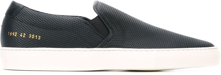 Common ProjectsCommon Projects slip on perforated sneakers