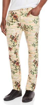 Billionaire Boys Club Thorn Print Camo Jacquard Pants