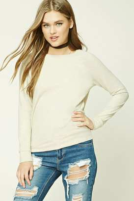 FOREVER 21+ Crew Neck Sweater $8 thestylecure.com