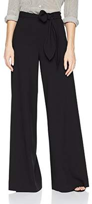 Halston Women's Wide Leg Pants