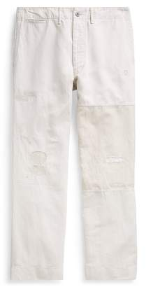 Ralph Lauren Cotton-Linen Field Chino