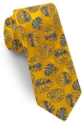 Ted Baker Banana Leaf Silk Tie