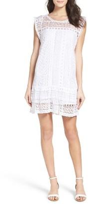 Women's Bb Dakota Milo Shift Dress $105 thestylecure.com