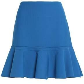 Victoria Victoria Beckham Victoria, Victoria Beckham Flared Ponte Mini Skirt
