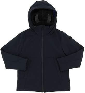 AI Riders On The Storm Water Resistant Nylon Ski Jacket
