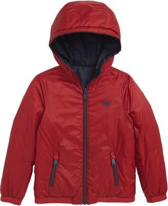 Armani Junior Reversible Nylon Jacket