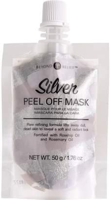 Beyond Belief Silver Peel Mask
