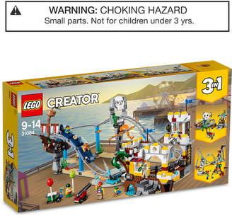 Lego Pirate Roller Coaster 31084