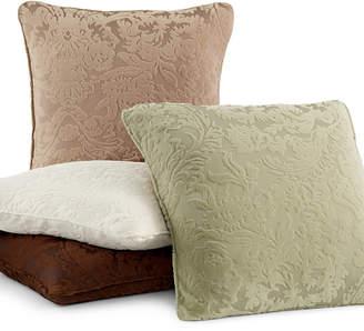 """Sure Fit Stretch Jacquard Damask 18"""" Decorative Pillow"""