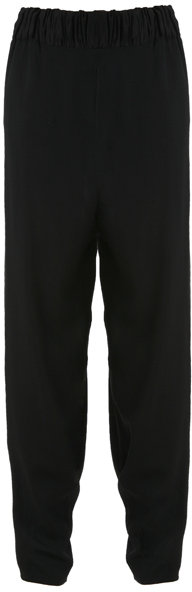Acne Zoom Loose Ankle Length Trousers