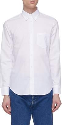 Maison Margiela Slim fit Oxford shirt