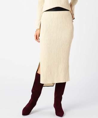 ESTNATION (エストネーション) - ESTNATION サイドスリットタイトスカート