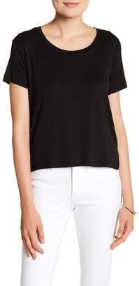 Articles of Society Eve Short Sleeve Hi-Lo Tee $38 thestylecure.com