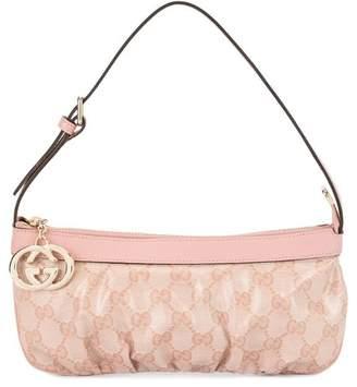 e1f754de10c Gucci Pink Top Zip Handbags - ShopStyle