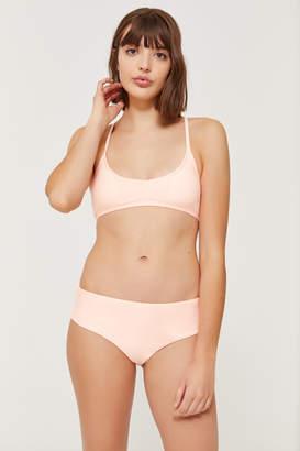 Ardene Microfiber Bare Cut Bikini Bottom