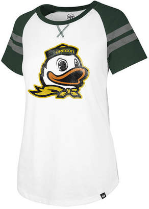 '47 Women Oregon Ducks Fly Out Raglan T-Shirt