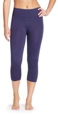 Yummie by Heather Thomson Seamless Active Gabby Capri Leggings