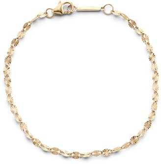 Lana Vice Mega Black Chain Bracelet