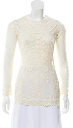 7bf7b9a0d6420a Isabel Marant Lace Tops - ShopStyle