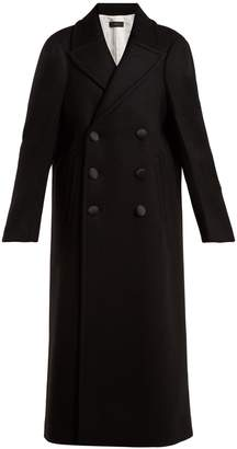 Joseph Sys oversized double-breasted wool-blend coat