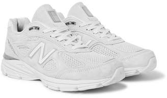 New Balance 990 Suede Sneakers