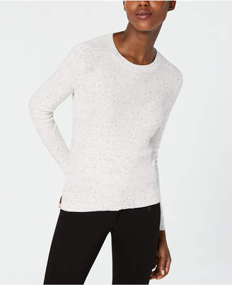 Eileen Fisher Organic Cotton Blend Crewneck Sweater, Regular & Petite