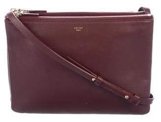 Celine 2016 Large Trio Crossbody Bag