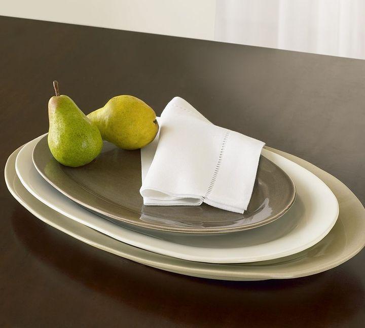 Studio Oval Platters