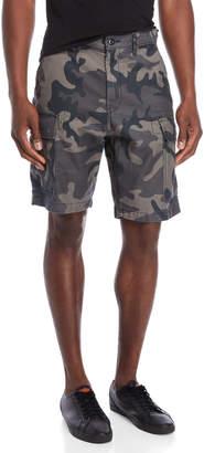 Levi's Camouflage Cargo Shorts