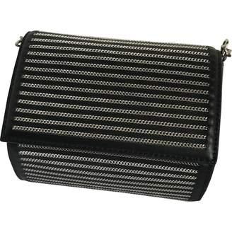 e2ac98916c Givenchy Pandora Box Black Leather Clutch Bag