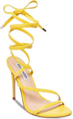 be4dfa3bd61e Steve Madden Black Dress Sandals For Women - ShopStyle Canada