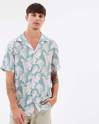 Marshall Camp Collar Short-Sleeved Shirt
