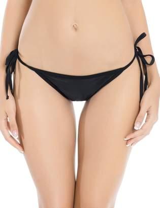 e9dc8f3681 RELLECIGA Women Ruched Cheeky Scrunch Bikini Bottom Small