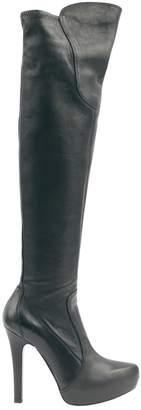 Gianmarco Lorenzi Leather Boots