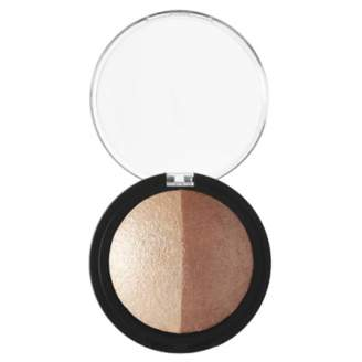e.l.f. Cosmetics elf Baked Highlighter & Bronzer - Bronzed Glow