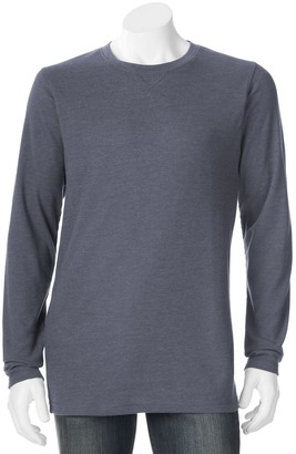 Hanes Big & Tall Ultimate X-Temp Waffle-Weave Thermal Sleep Tee